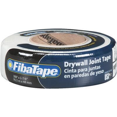 FibaTape 1-7/8 In. x 300 Ft. White Self-Adhesive Joint Drywall Tape