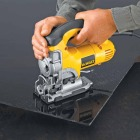 DeWalt 6.5A 4-Position 500-3100 SPM Jig Saw Kit Image 8