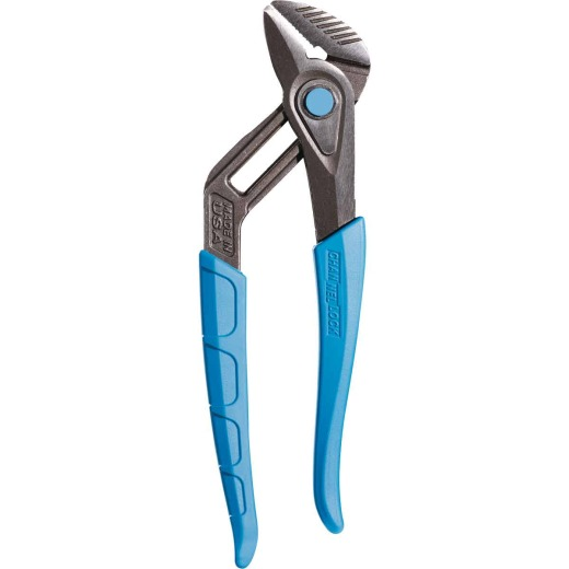 Channellock SpeedGrip 10 In. Straight Jaw Groove Joint Pliers