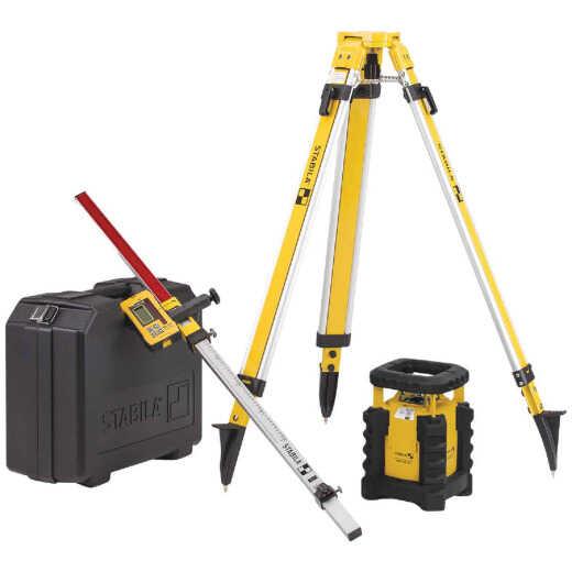 Stabila LAR-300 Rotary Laser Kit