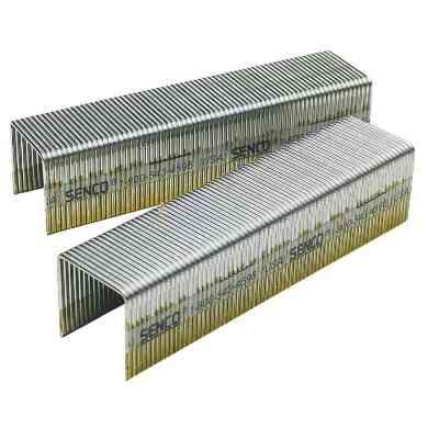 Senco 16-Gauge Galvanized Heavy Wire Decking Staples, 1 In. x 1 In. (10,000 Ct.)