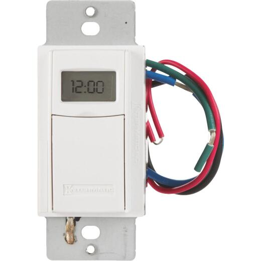 Intermatic 120V 15A 500W 24-Hour Timer