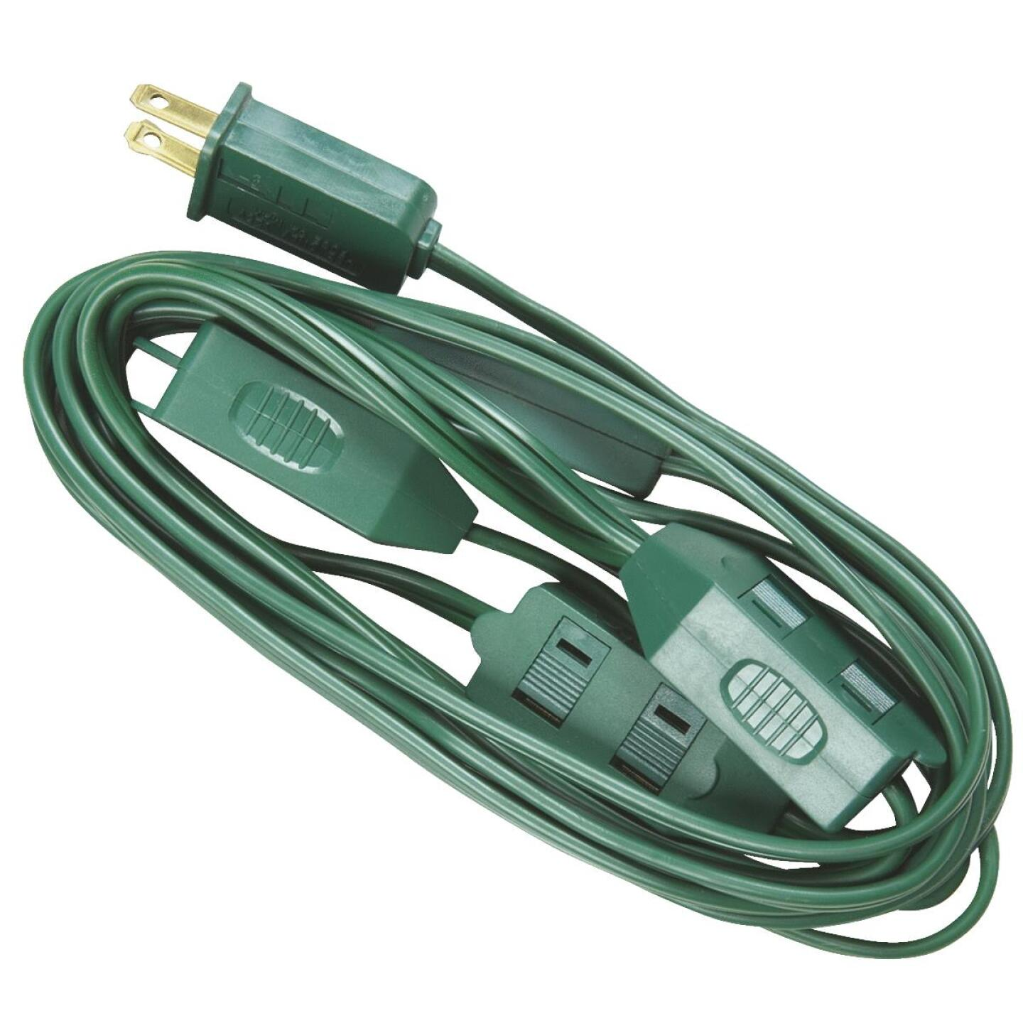 Do it 15 Ft. 18/2 Christmas Tree Extension Cord Image 1