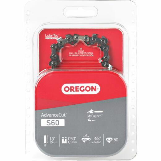 Oregon S60 18 In. Chainsaw Chain