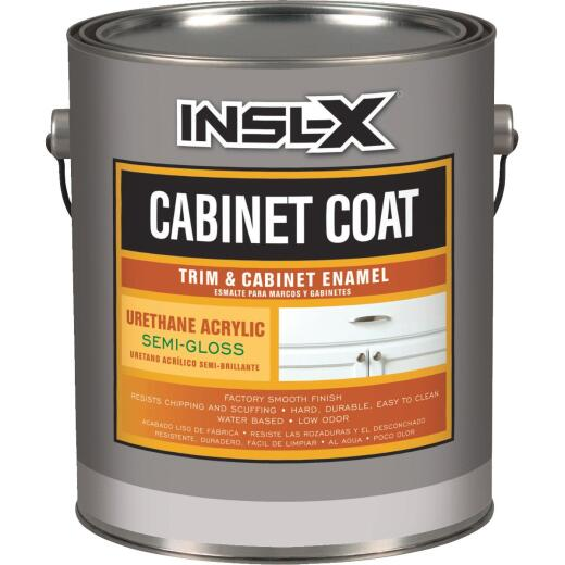 Insl-X 1 Gal. Tint Base 1 Semi-Gloss Cabinet Coating
