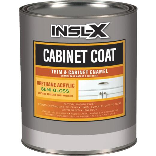 Insl-X 1 Qt. Tint Base 4 Semi-Gloss Cabinet Coating