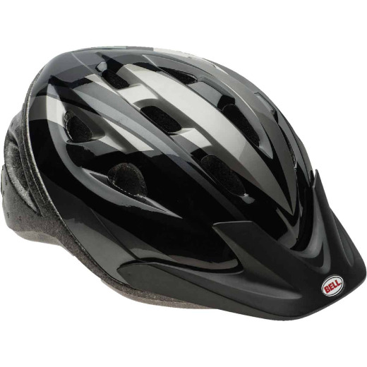 Bell Sports 14+ Adult Medium Or Large Adjustable Bicycle Helmet
